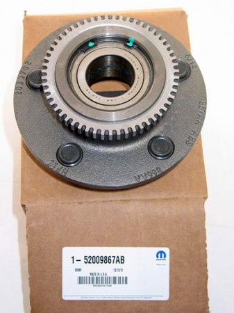 GENUINE FRONT WHEEL HUB BEARING 52009867AB for 00-01 Ram 1500 Truck 2WD 515084