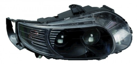 New Valeo OEM Xenon Headlamp Assembly 99-09 Saab 9-5 Left Side 12762514