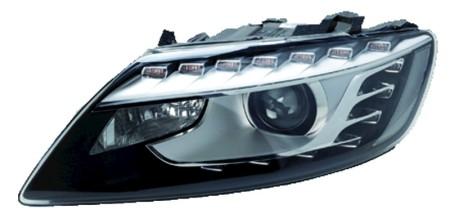 New OEM Valeo Headlight Assembly AFSC(Trixenon)L/ Side 10-11 AudI Q7 4L0941029AL