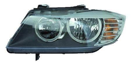 New OEM Valeo Halogen Headlight Assembly L/ Side 09-11 BMW 3 Series 63117202577