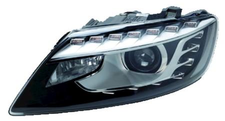 New OEM Valeo Xenon Headlamp (Bi-Function) 10-11 Audi Q7 Right Side 4L0941030AK