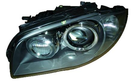 New Valeo Left Head Light Assembly Xenon DBL for BMW 1-Series (E82/E88) 044797