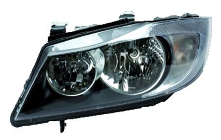New Valeo Left Head Light Assm Halogen H7+ H7 for BMW 3-Series (E90/E91) 044809