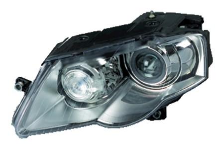 New OEM Valeo Left Headlight Assembly Xenon Volkswagen Passat 06-08 3C0941753J