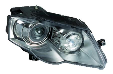 New OEM Valeo Xenon Headlight Assembly 08-10 Right Side V/W Passat 3C0941754M