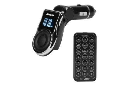 In-Car FM Transmitter - Sondpex# PMT302