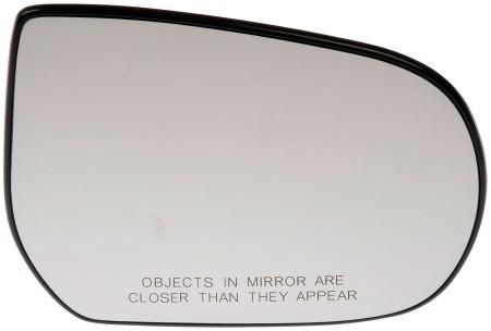 Passenger's Power Mirror Glass Assembly (Dorman 56132) Non-Heated
