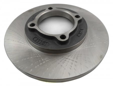 One New Front Brake Rotor, 31034, Replace Wagner BD61886, Raybestos 9970