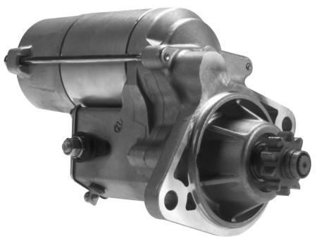 Forklift Hi-Lo Starter - ND OSGR 18198N Fits Hyster Lift Trucks w/GM V6 4.3