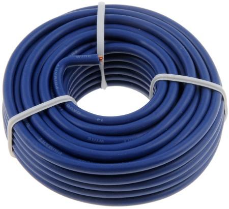 14 Gauge Blue Primary Wire- Card - Dorman# 85720