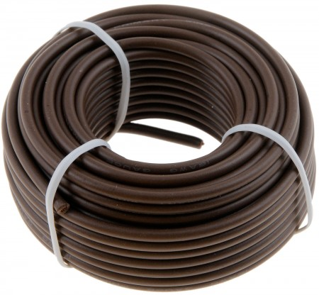 16 Gauge Brown Primary Wire- Card - Dorman# 85725