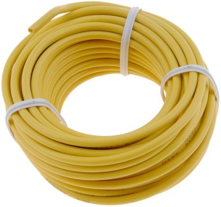 14 Gauge Yellow Primary Wire- Card - Dorman# 85722