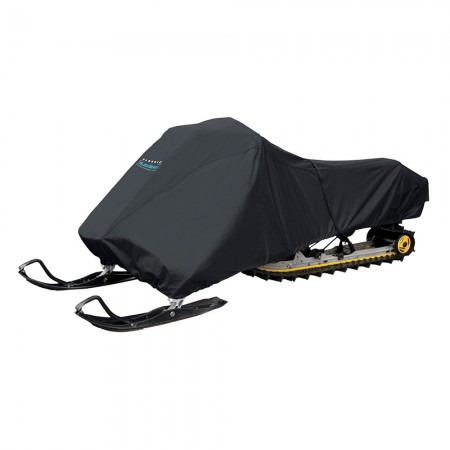 """Classic Accessories 71537 Snowmobile Travel Cover, Fits Snowmobiles 101-118"""""""