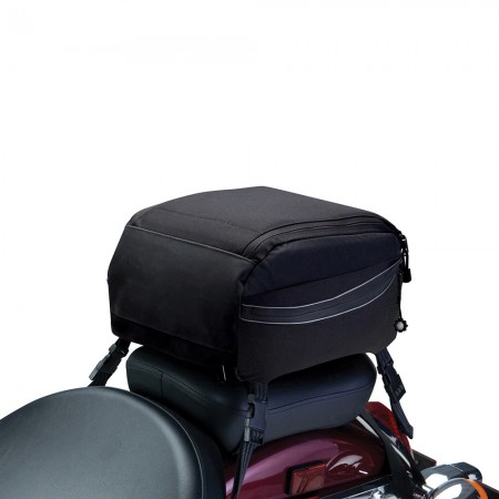 Classic Accessories 73727 Motorcycle Trunk/Tail Bag