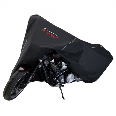 Classic Accessories 73877 Deluxe Motorcycle Cover Cruiser