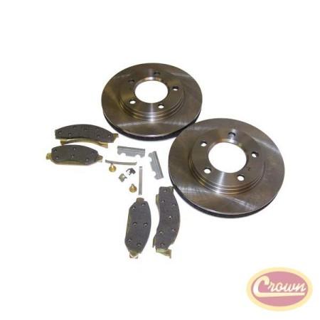 Disc Brake Service Kit (Front) - Crown# 5356183RK