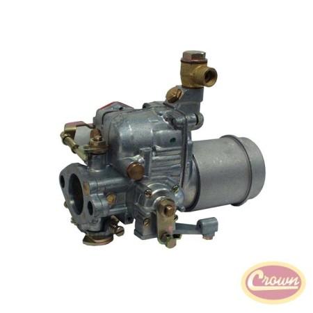 Carburetor - Crown# J0923806