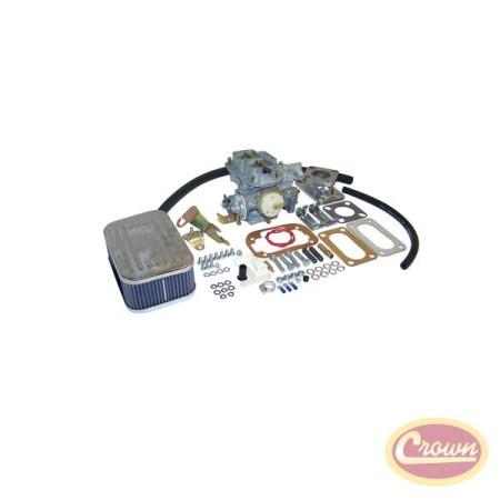 Weber Carburetor - Crown# K55038