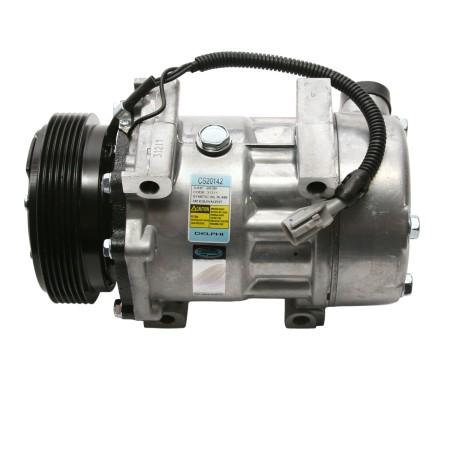 New Delphi A/C Compressor & Clutch CS20142