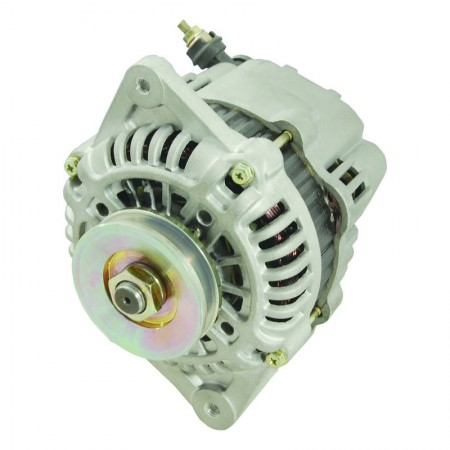 New Replacement IR/IF Alternator 13350N Fits 91-96 Ford Escort 1.8 FWD