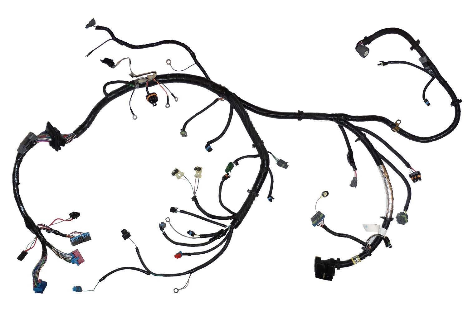 12150130 OEM TBI Engine Wiring Harness 92-96 5.0L 5.7L 305 350 GM Truck ~  Auto Parts OnlineParts Highway