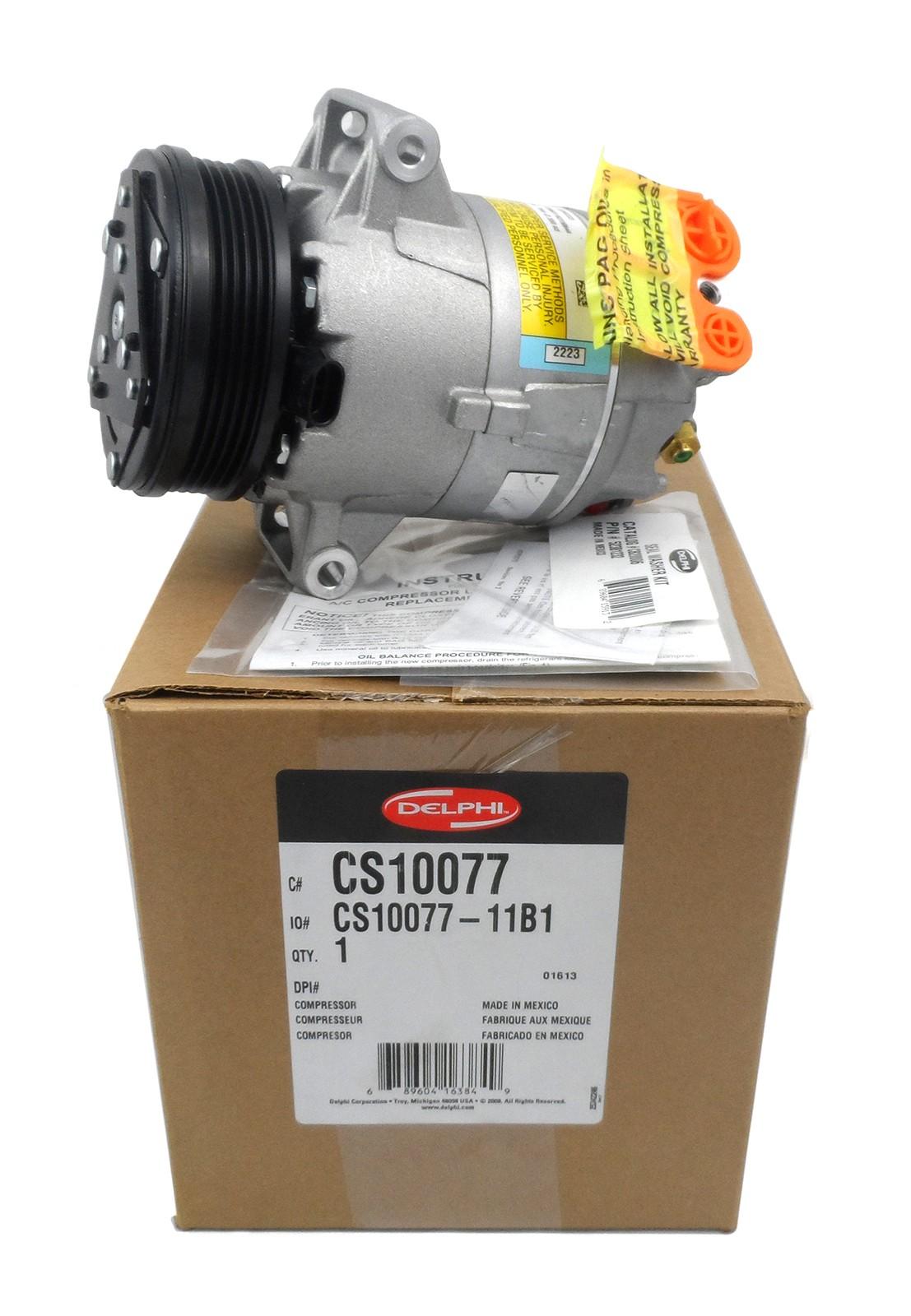 2003-2005 Cavalier New A//C AC Compressor Kit