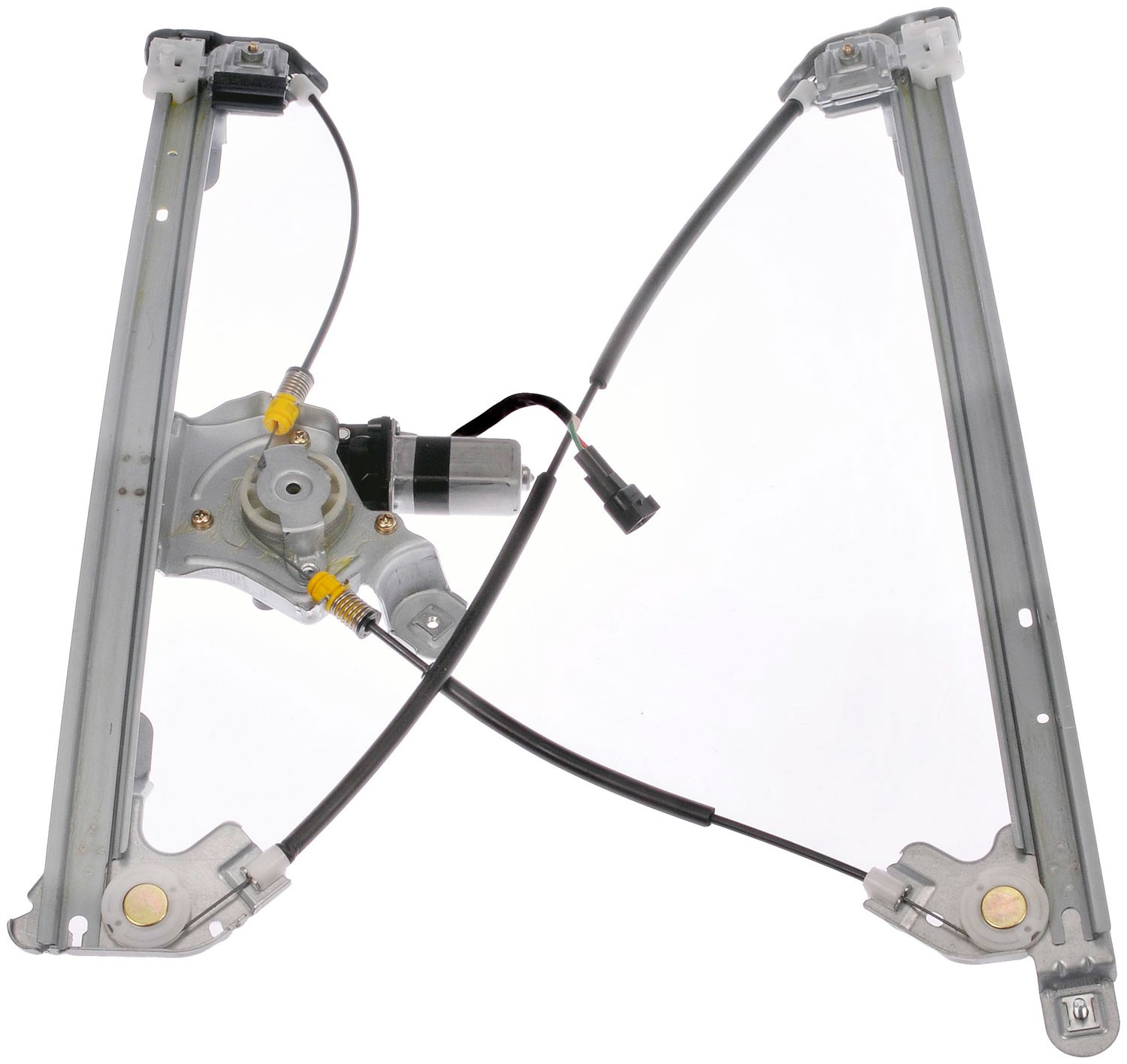Power Window Regulator for Ford F-150 F-250 Pickup Lobo Front Right with Motor