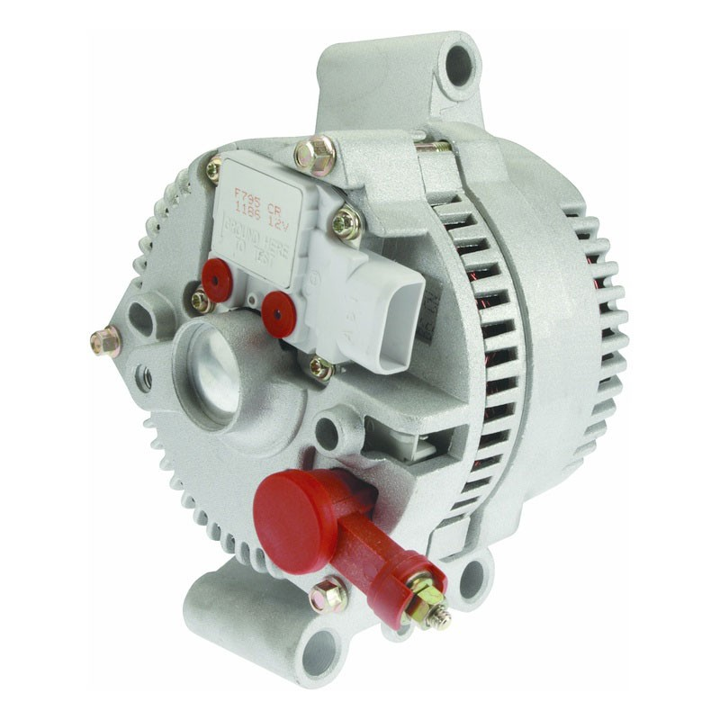 New Replacement 3G Alternator 7794N Fits 98-03 Ford Escort 2 0 FWD 95 Amp