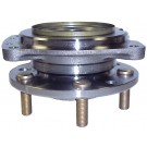 One New Front Wheel Hub Bearing Power Train Components PT513044