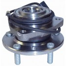 One New Front Wheel Hub Bearing Power Train Components PT513124