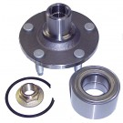 One New Front Wheel Hub Repair Kit Power Train Components PT518515