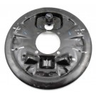 New Left Rear Backing Plate 15650129