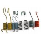 One New Rear Brake Spring Kit ACDelco 179-1048