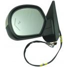 OEM Driver Side Mirror 09-13 Chevrolet GMC Truck Gold Mist/Molded Black DL3 UFT