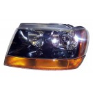 Headlamp (Left) - Crown# 55155129AB