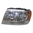 Headlamp (Left) - Crown# 55155577AE