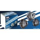 One New Rear Wheel Hub Bearing Power Train Components PT513072