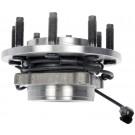 Wheel Bearing and Hub Assembly Dorman 930-636