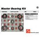 "OEM Master Differential Bearing Kit 74067003 83-11Silverado Tahoe Front 7.25"""