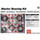 "OEM Differential Bearing Kit For 98-11 GM 2500 Trucks RR Axle 9.5"" 14 Bolt Cover"
