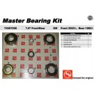 """OEM Master Differential Bearing Kit 74067006 F&R 7.6"""" 04-11 Canyon Colorado"""