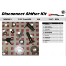 """OEM GM Disconnect Shifter Kit 74080003 Front Axle 7.25"""" IFS 97-04 Blazer Astro"""