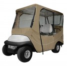 TRAVEL GOLF CAR ENCLOSURE LONG ROOF, Khaki - Classic# 40-046-345801-00