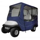 TRAVEL GOLF CAR ENCLOSURE LONG ROOF, Navy - Classic# 40-048-345501-00