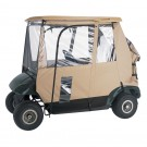 CLASSIC ACCESSORIES 72042 FAIRWAY DELUXE 3-SIDED GOLF CAR ENCLOSURE
