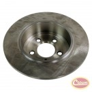Brake Rotor (Rear) - Crown# 4779208AB