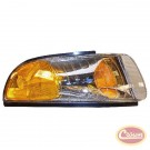 Sidemarker Lamp (Parking & Turn) - Crown# 4856564