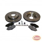 Disc Brake Service Kit (Front) - Crown# 52060137K