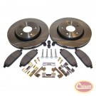 Disc Brake Service Kit (Front) - Crown# 52089269K