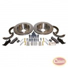 Disc Brake Service Kit (Rear) - Crown# 52089275K